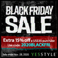 Yes Style Black Friday Beauty Discounts