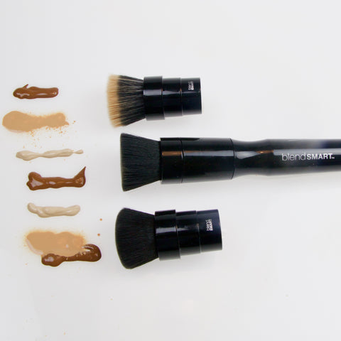 blendSMART foundation brush wit heads buy online UK