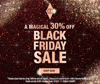 Charlotte Tilbury Black Friday Beauty Discounts