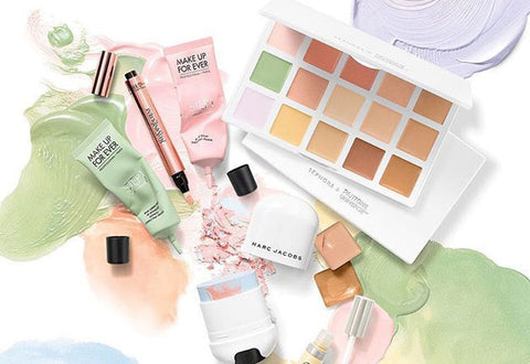 Best new Colour Correctors Luxury budget beauty how to buy