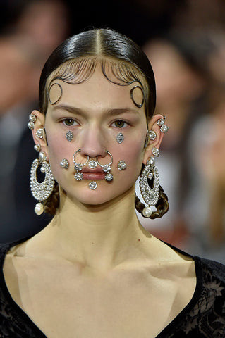 Givenchy AW15 BEauty Gems Face