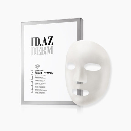ID.AZ Dermastic Bright-Fit Sheet Mask (Single) - Slapp.