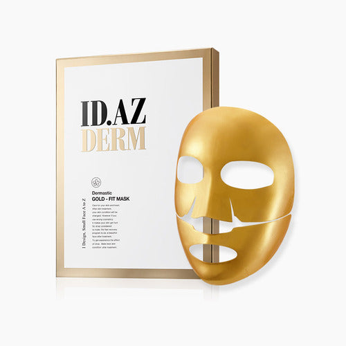 ID.AZ Dermastic Gold-Fit Sheet Mask (5 Pack)