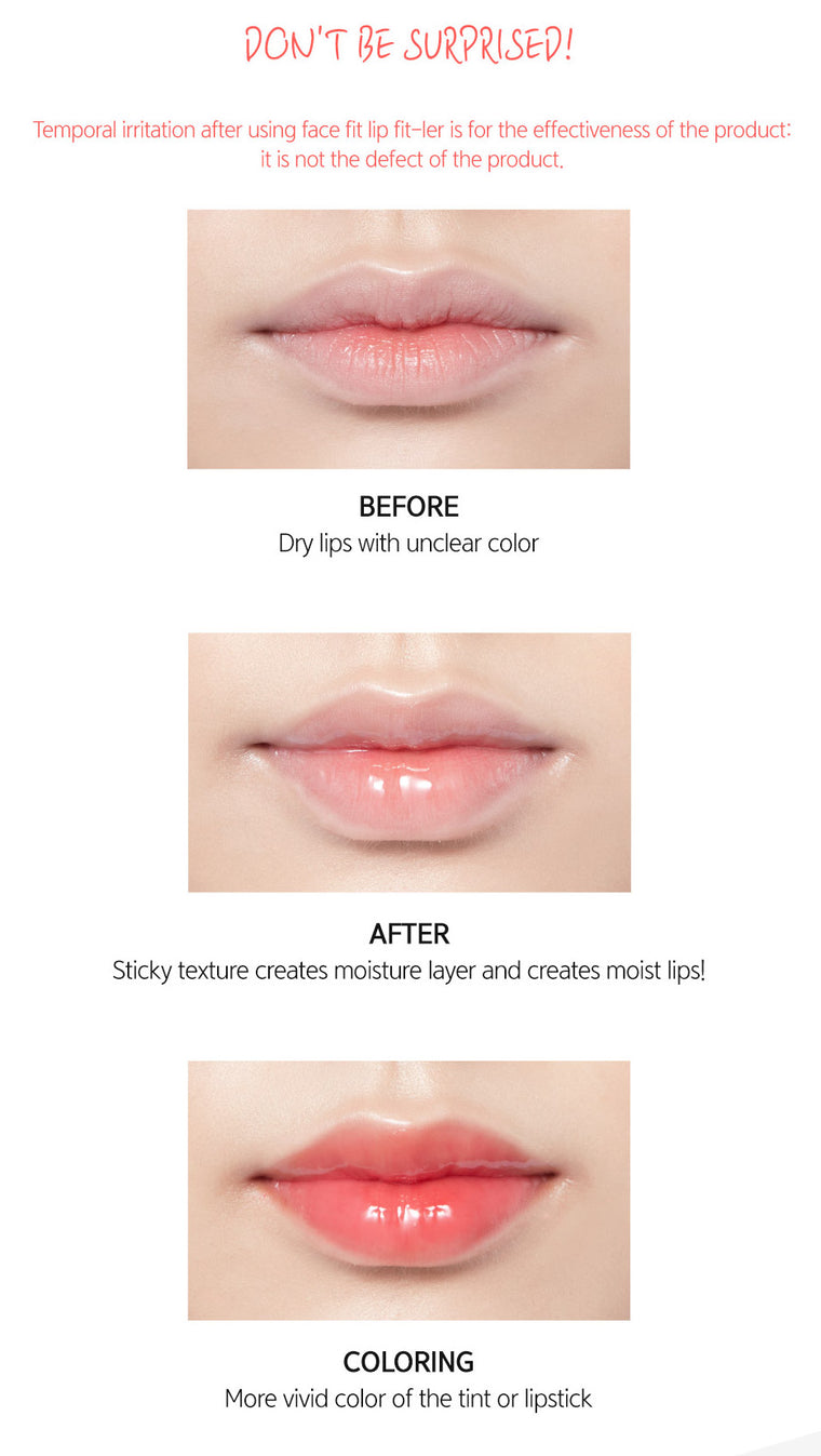ID.AZ Face Fit - Smoothing and Plumping Lip Serum - Slapp.