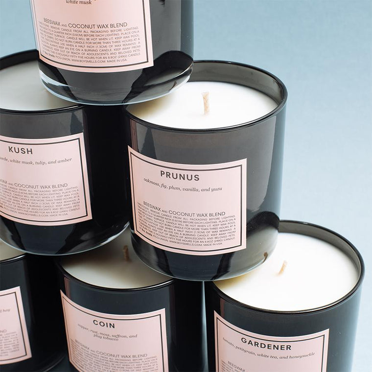 Boy Smells - PRUNUS - Scented Candle