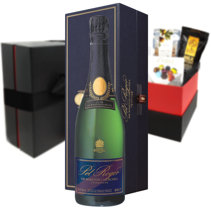 Pol Roger Cuvee Sir Winston Churchill 2004 Champagne 750ml