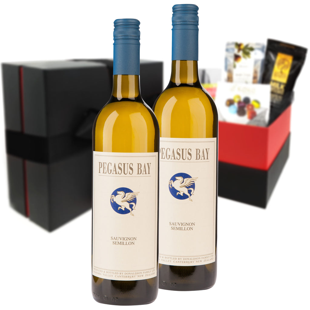 Pegasus Bay Sauvignon Semillon 2014 750ml Duo
