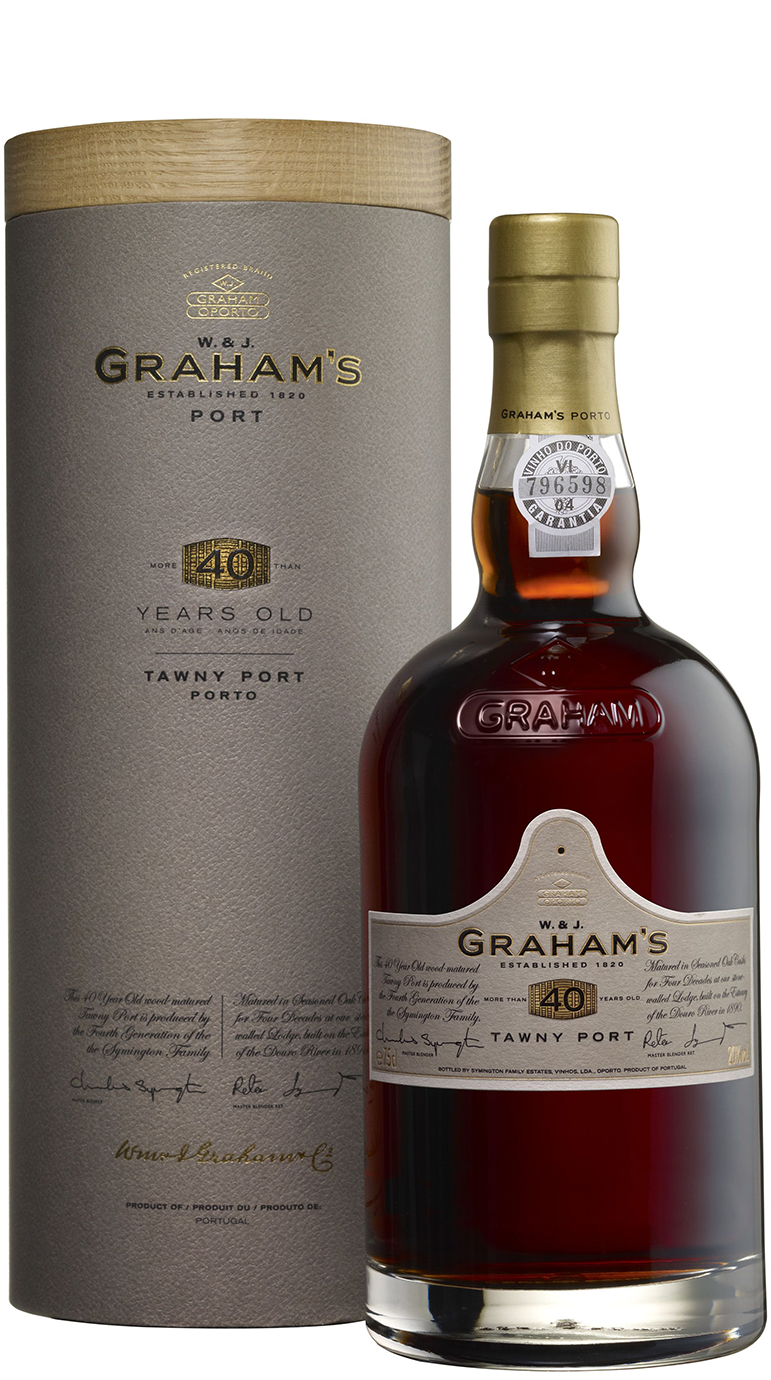 Graham's 40 YO Port 750ml