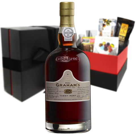 Graham's 40 Year Old Tawny Port 750ml