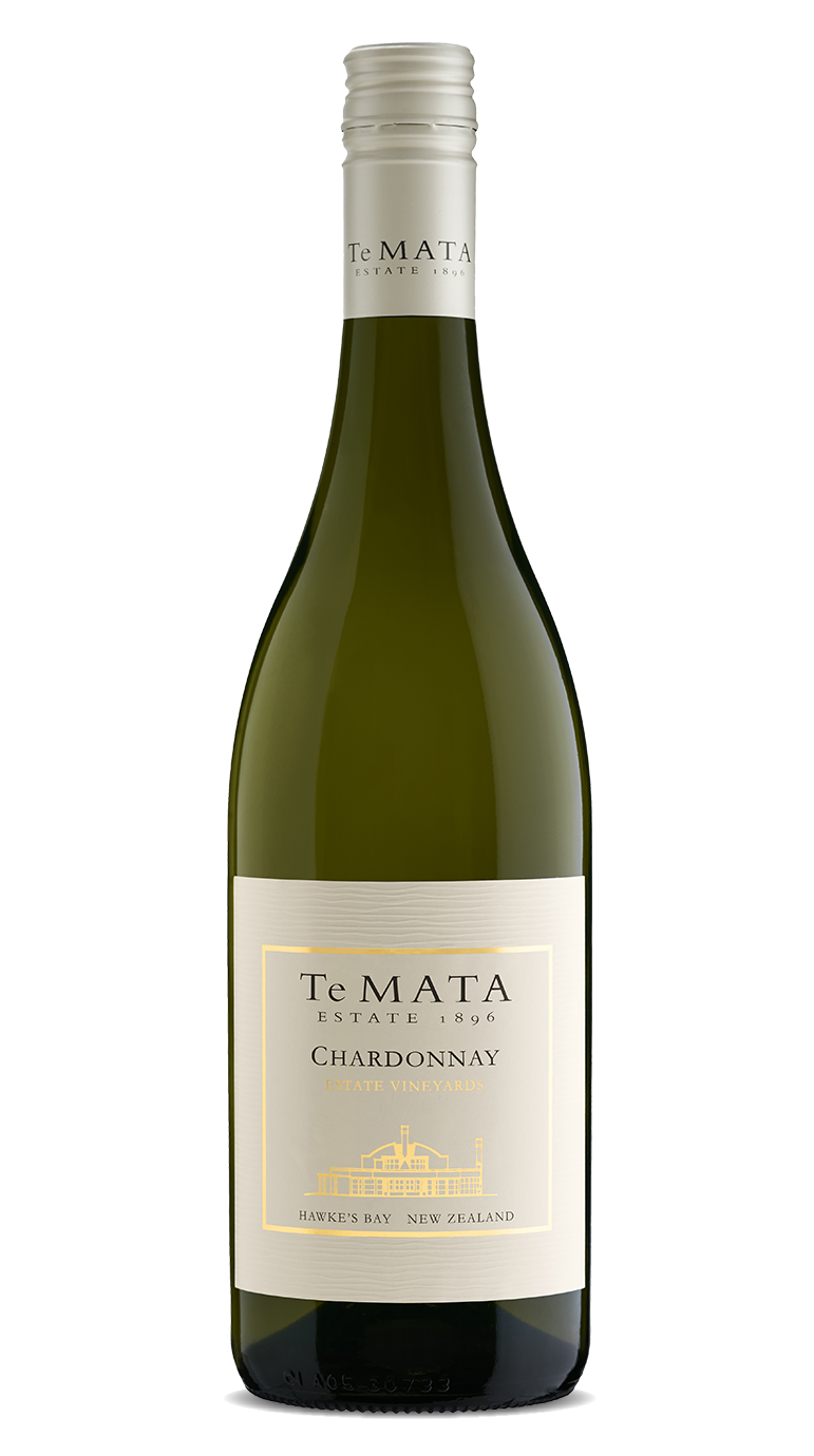 Te Mata Estate Vineyards Chardonnay 2018 750ml
