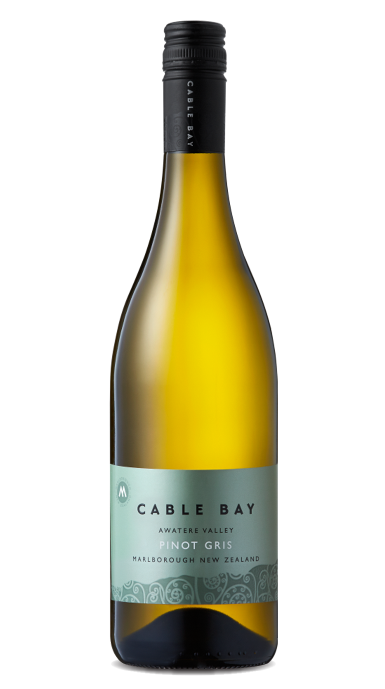Cable Bay Awatere Valley Pinot Gris 750ml