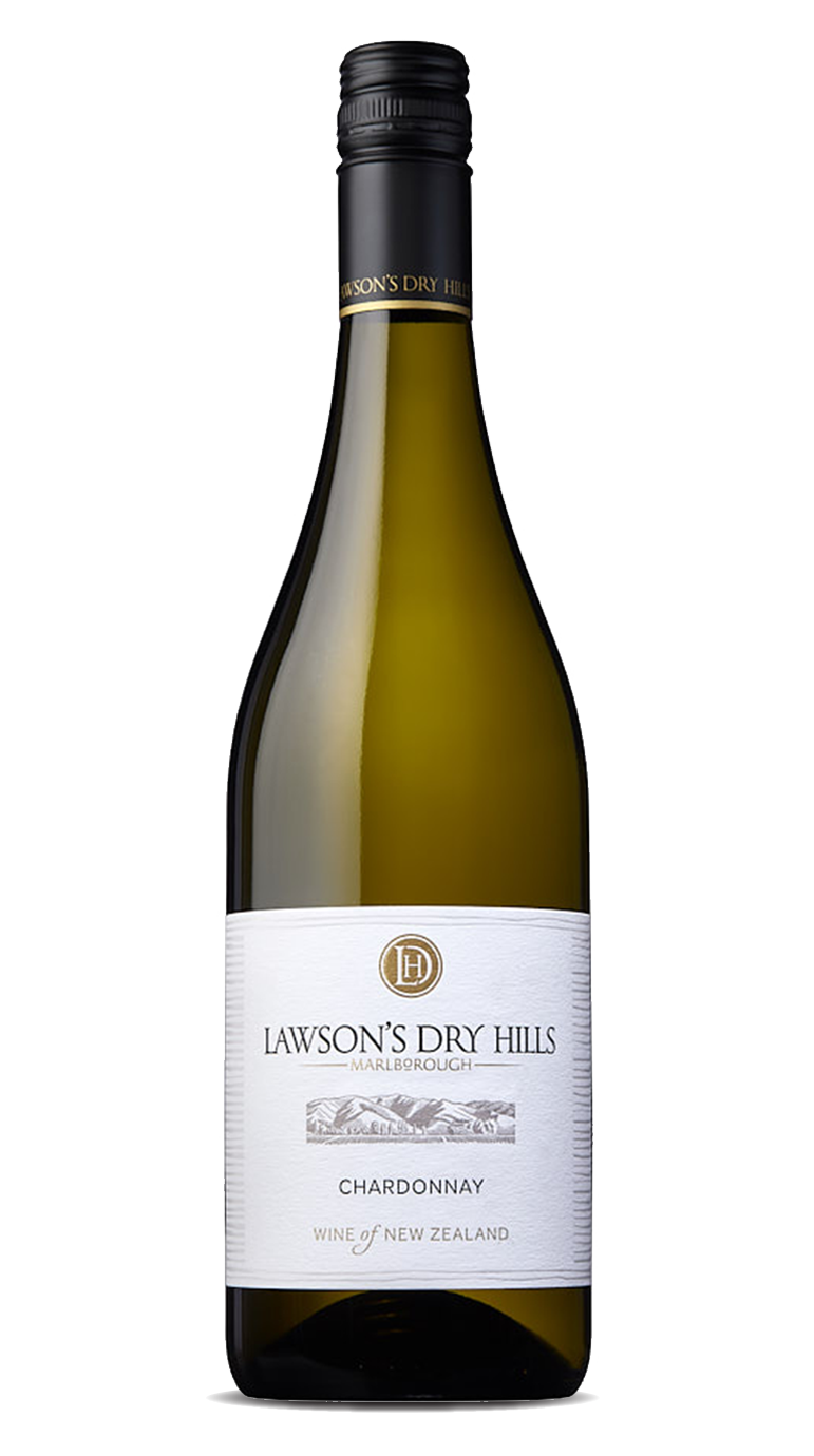 Lawson's Dry Hills Estate Chardonnay 2018 750ml