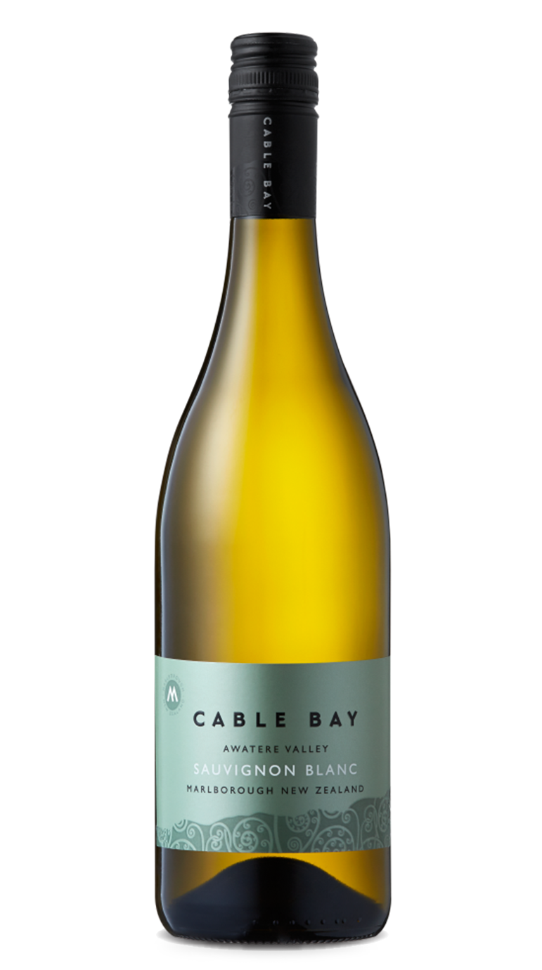 Cable Bay Awatere Valley Sauvignon Blanc 2017 750ml