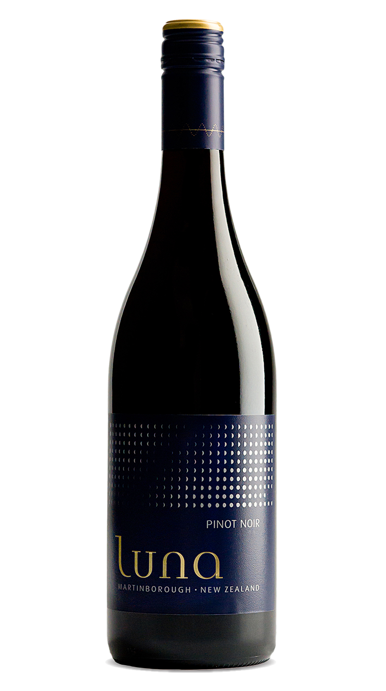 Luna Estate Pinot Noir 2017 750ml