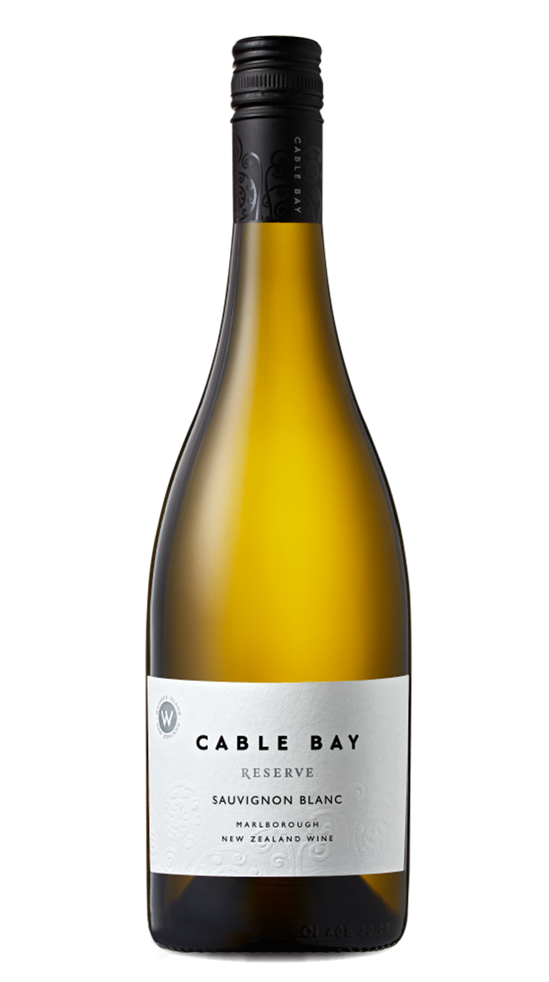 Cable Bay Reserve Sauvignon Blanc 2016 750ml