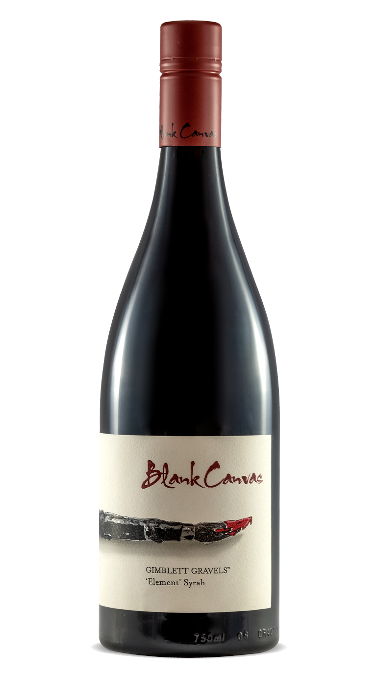 Blank Canvas Element Syrah 750ml