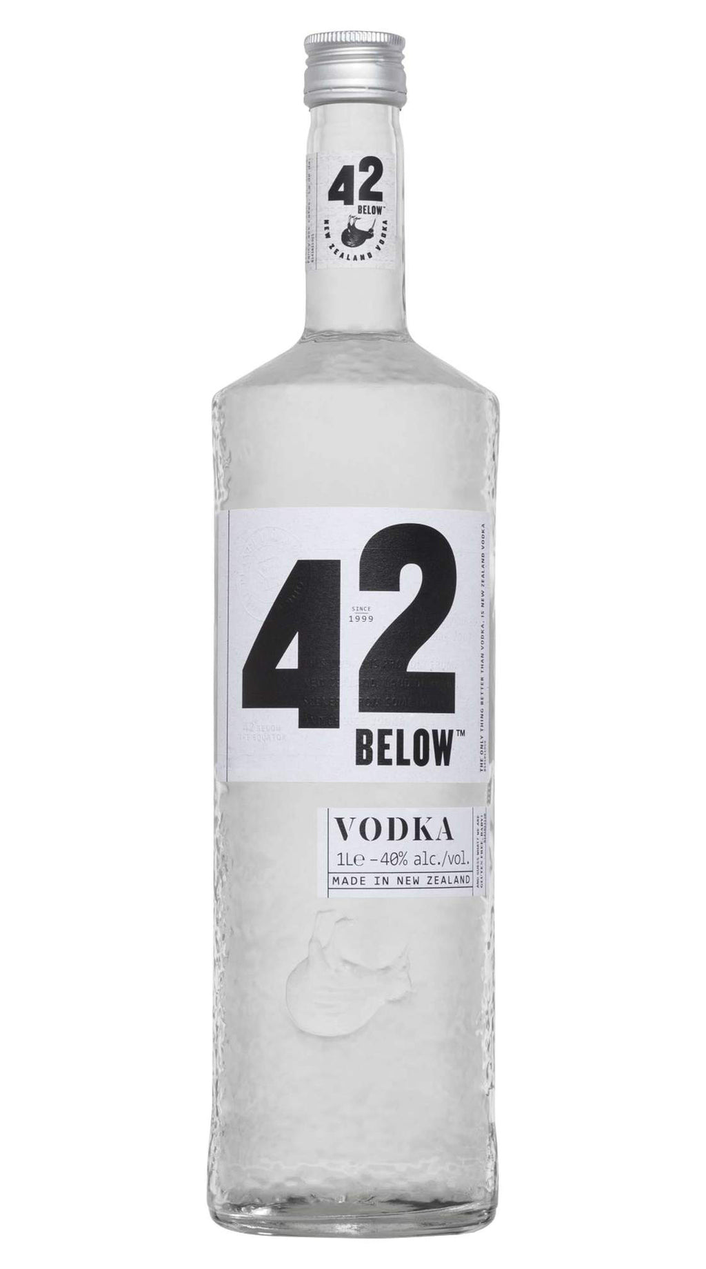42 Below Pure Vodka 40% 1000ml