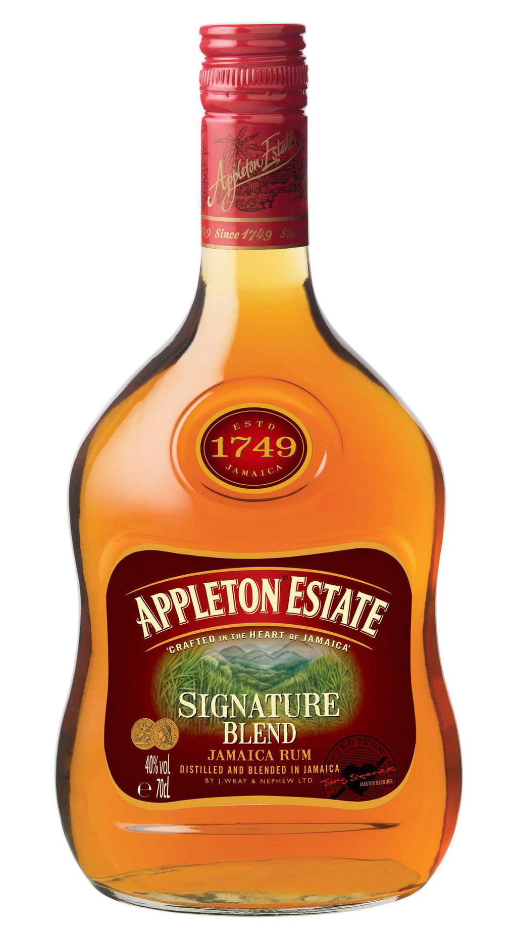 Appleton Estate Signature Blend Rum 40% 1000ml