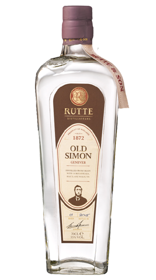 Rutte Old Simon Genever Gin 35% 700ml
