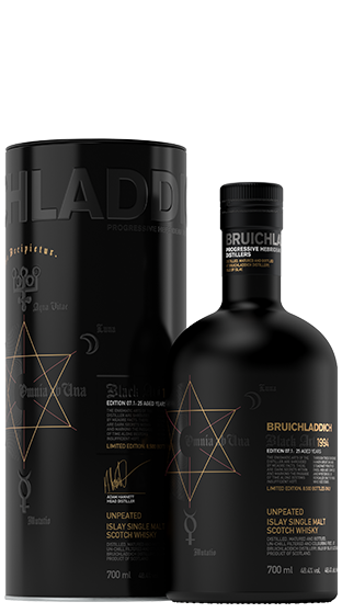Bruichladdich Black Art 4.1 Edition 48.4% 700ml