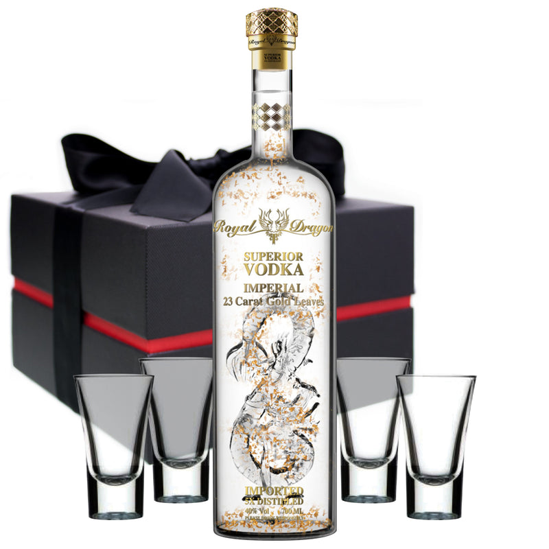 Royal Dragon Chocolate Vodka 700ml
