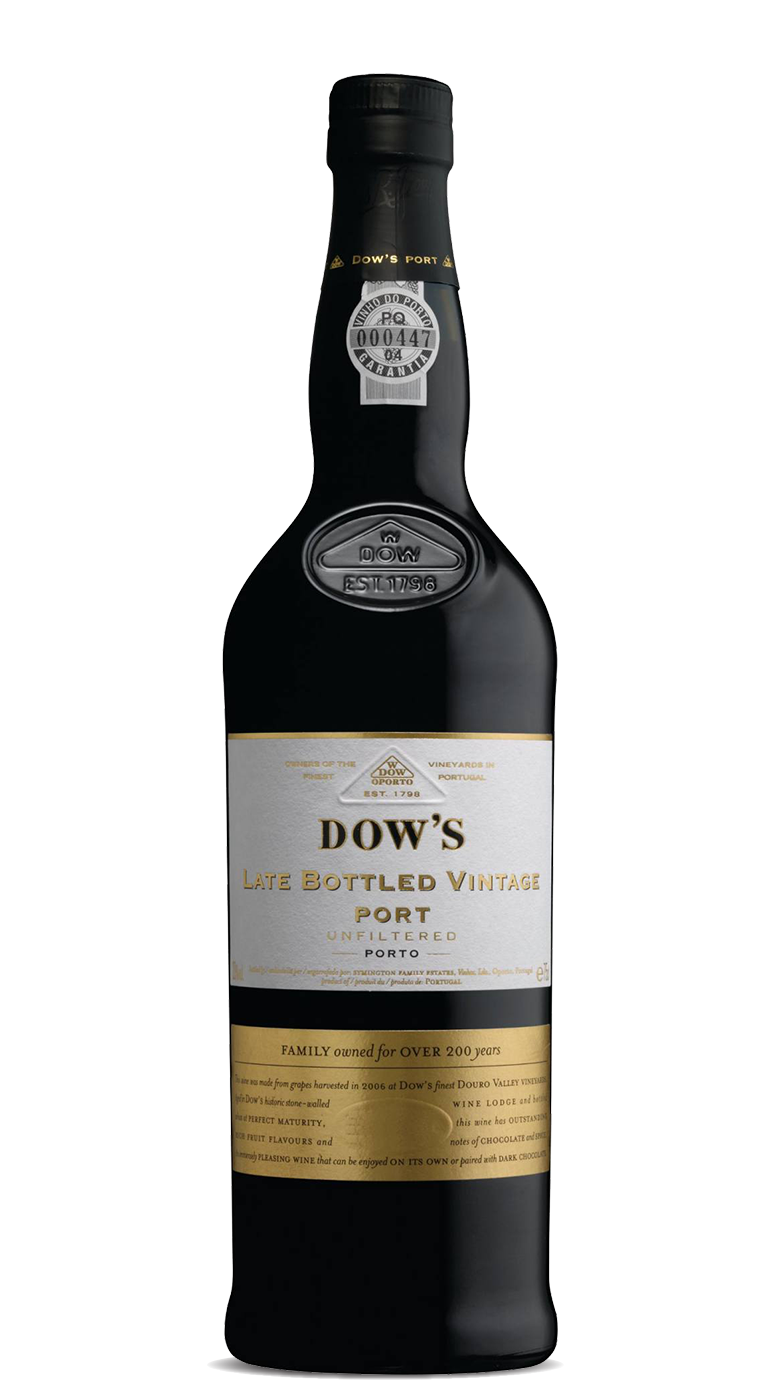 Dow's LBV 2009 Port 750ml