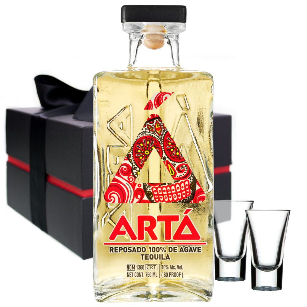 Arta Tequila Reposado 750ml