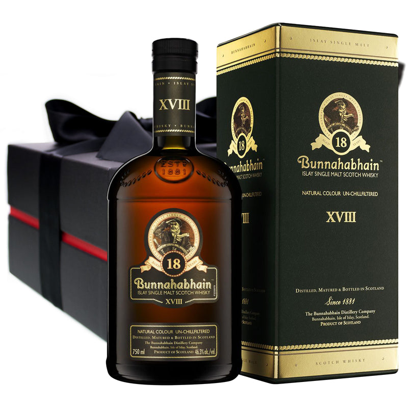 Bunnahabhain Whisky 18 Year Old 700ml