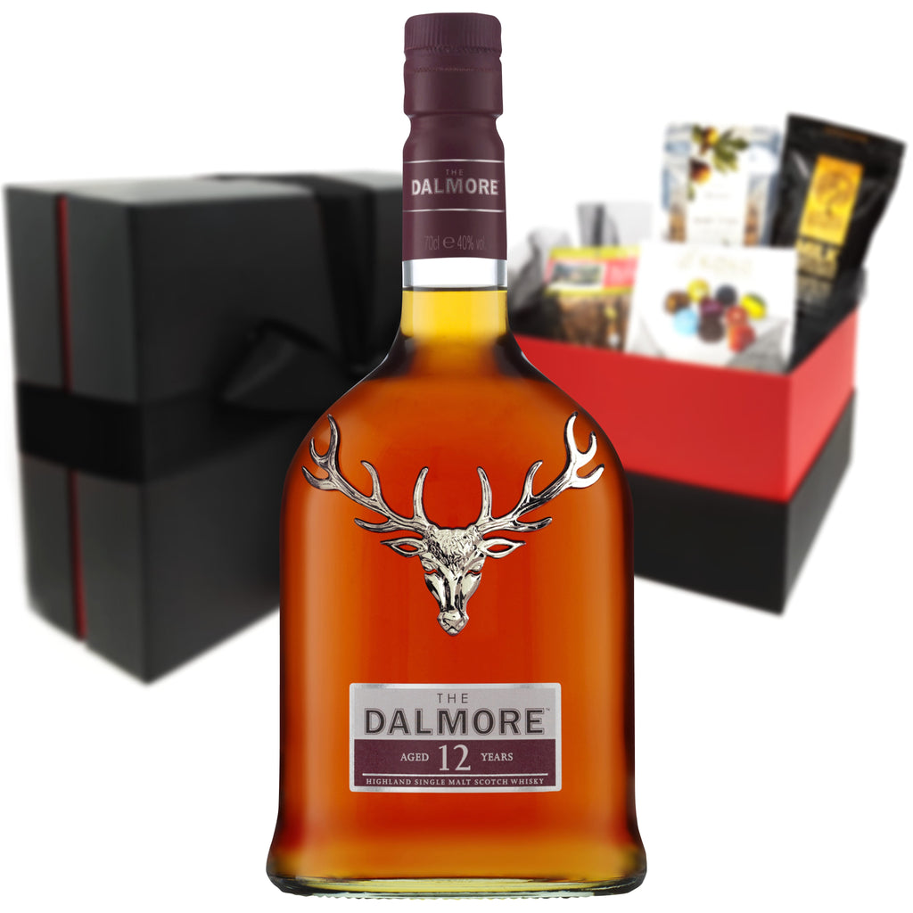 Dalmore 12 Year Old Whisky 700ml