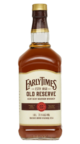 Early Times Bourbon 37.1% 1000ml