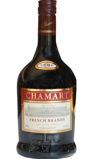 Chamart French Brandy 38% 1000ml