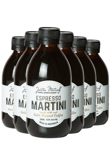 6x300ml Espresso Martini Gift Pack