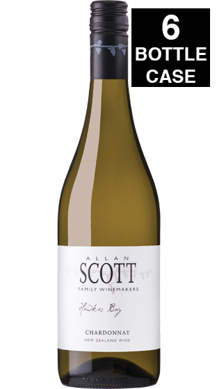 Allan Scott Chardonnay 2018 750ml - 6 BOTTLES