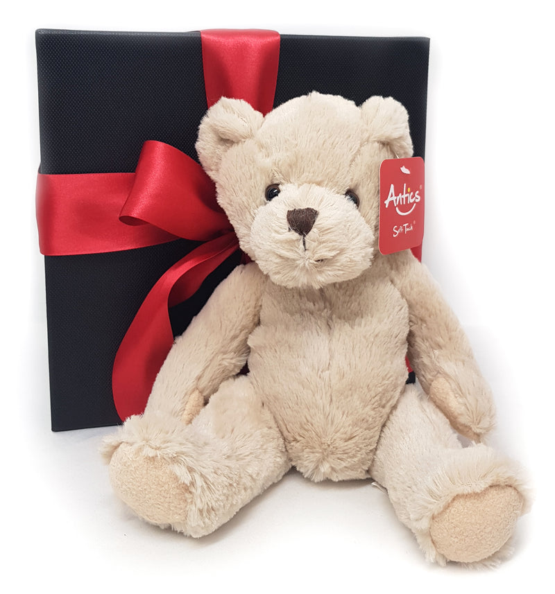 Teddy Bear - Chester Golden Brown Bear