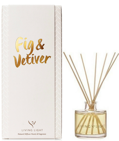 Fig & Vetiver Luxury Diffusers