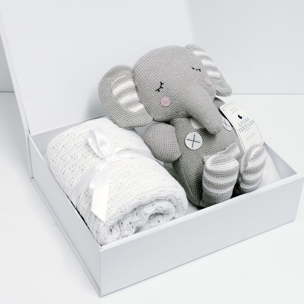 Snuggles and Fun - Theodore Elephant
