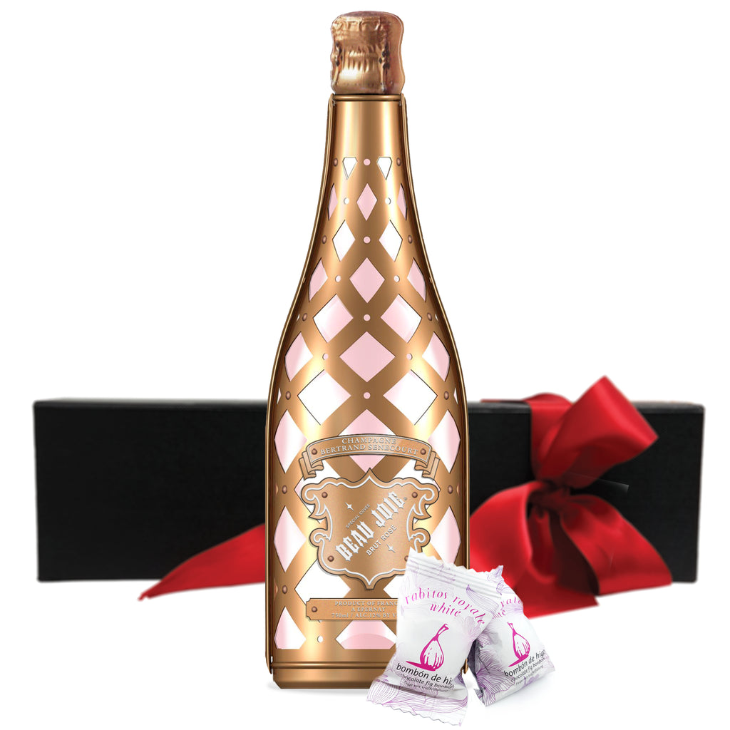 Champagne - Beau Joie Rose Gift Set