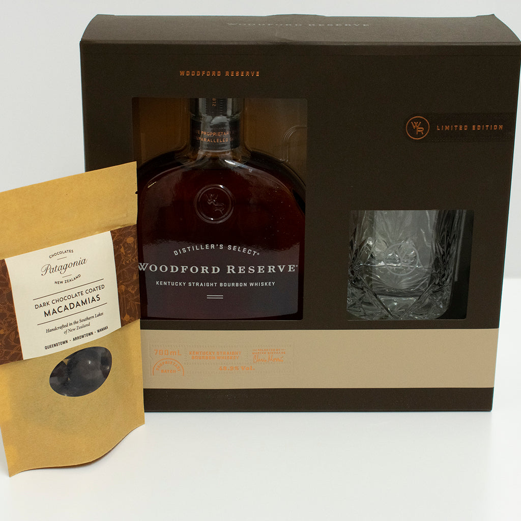 Woodford Reserve Limited Edition Xmas Pack