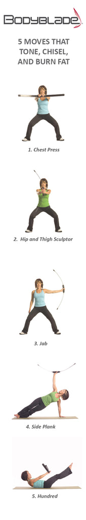 Bodyblade Workout