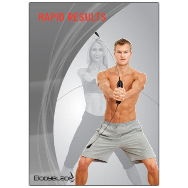 Bodyblade® Rapid Results DVDs