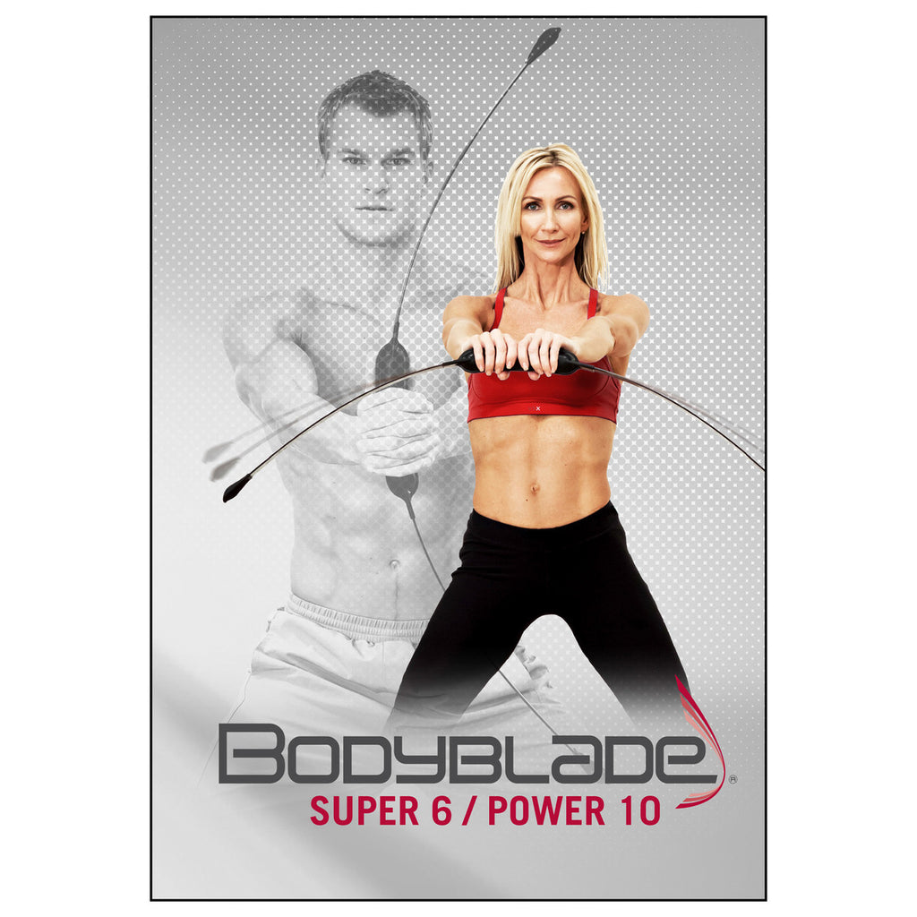 Bodyblade® Super 6 / Power 10 DVD