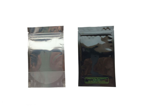 Smell Proof Bags - Quarter Ounce