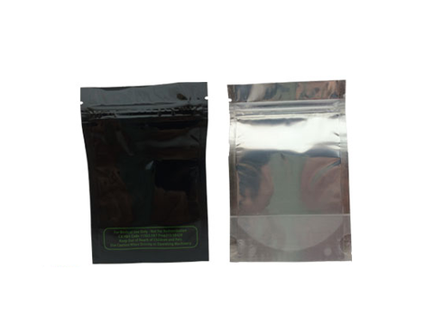 Smell Proof Bags - 1/8 Ounce