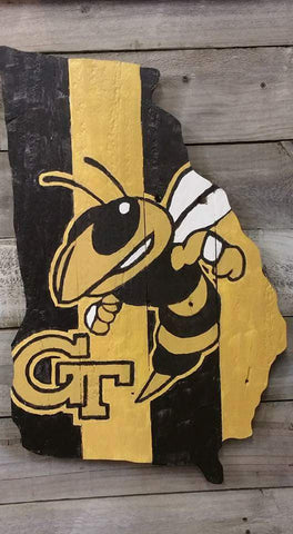 State of Georgia  (Yellow Jackets)