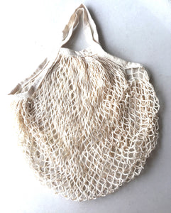 Children's Market Tote - Natural
