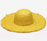 Straw Hat - Corn