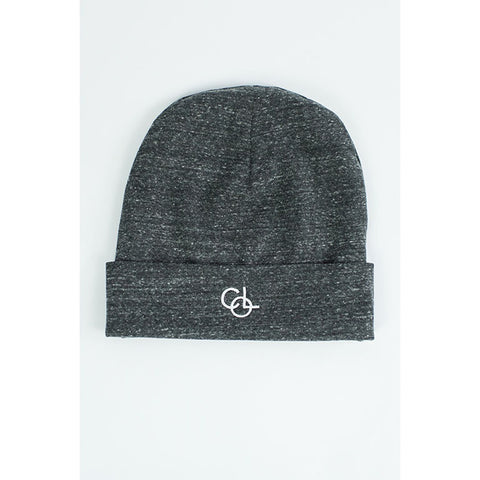 Beanie in Dark Grey