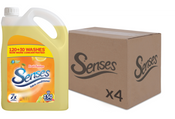 Senses Fruit Fusion 3.75ltr 150 washes CASES(4 X UNITS)