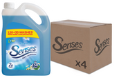 Senses Blue Breeze 3.75ltr 150 washes CASE(4 X UNITS)