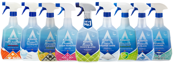 Astonish Spray Bundle 9PK